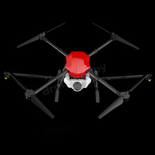 4-axis waterproof Spray Agriculture drone frame w/10L Tank spraying system 1300mm Wheelbase Folding UAV 10KG Hexacopter