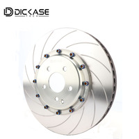 Wear resistant good quality 295*24mm Brake disc rotor for BMW E90 318i for big six piston brake calipers