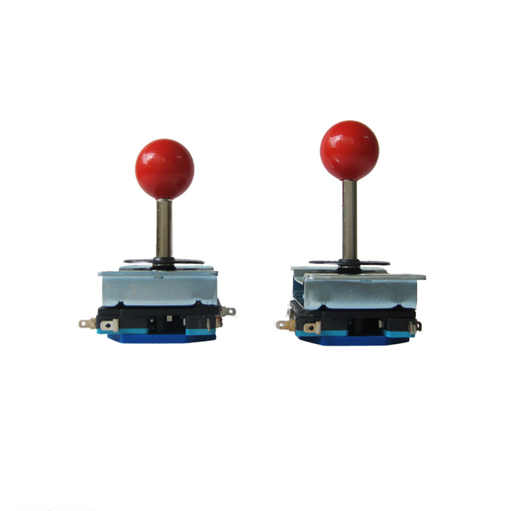 2 Pcs Pandora Box 4s Game Console Joystick 45mm Length For Wooden Box Longer Joystick