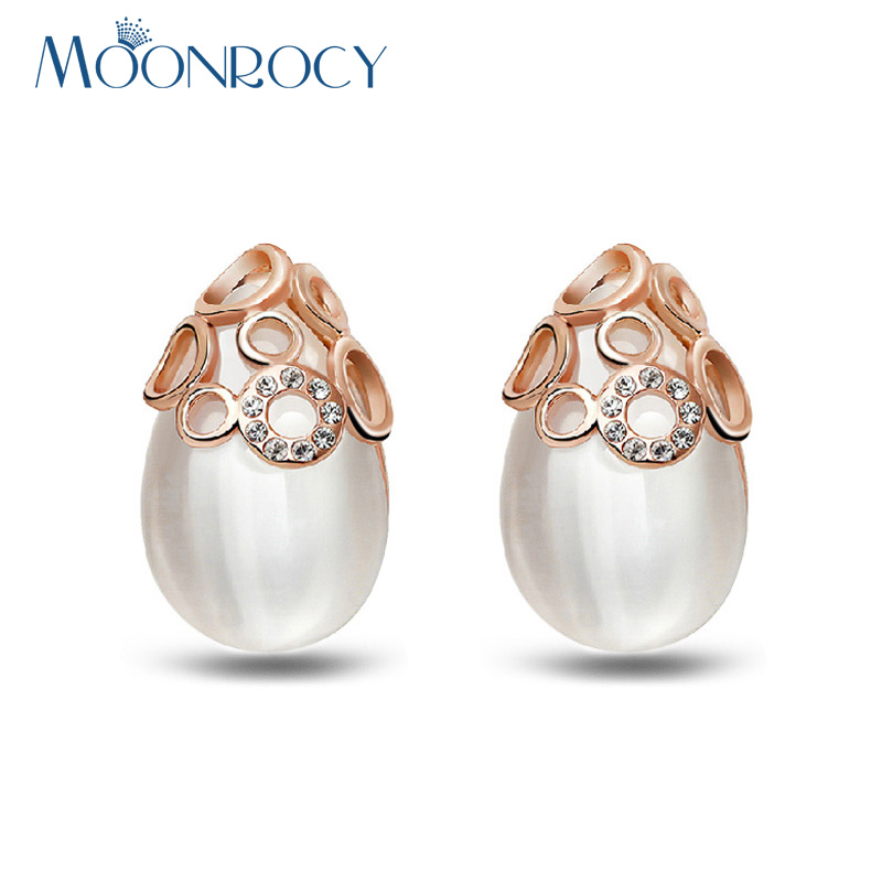 MOONROCY Free Shipping Cubic Zirconia Fashion Jewelry Wholesale