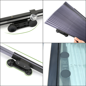 Image 5 - Universal Car Sun Visor Retractable Front Windscreen Car Sunshade Auto Sun Shades for Windshield UV Protection Covers Accessory
