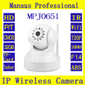 New 720P HD WIFI IP Camera Support 32G TF Card 24-hours Loop Recording CCTV Camera Support 4 Online Visitors Simultaneously J651