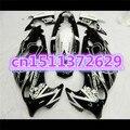 Carenado para GSX600F 750F Katana 1997-2005 GSX 750 F 97 98 99 00 01 02 03 04 05 kit de carenado ABS blanco negro