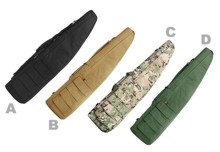 Tactical 95cm Heavy Duty Gun Carrying Bag Rifle Gun Case Rifle Slip Carry Rifle Bag for