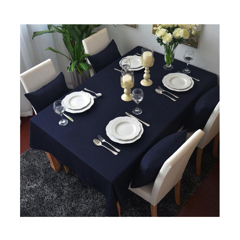 coton crochet nappe table tissu nappe de table manteles. Black Bedroom Furniture Sets. Home Design Ideas