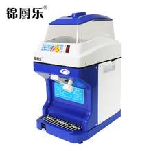 Free shipping commercial large capacity electric snow ice machine ice machine, machine Crushed Ice Ice Crushers