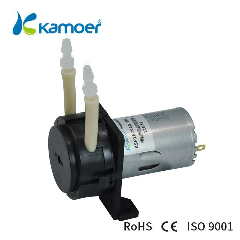 Kamoer KSP16 12/24V DC peristaltic water pump (85~240ml/min,big pump head ,3 rotors ) bicelle hydra b5 toner 240ml fresh