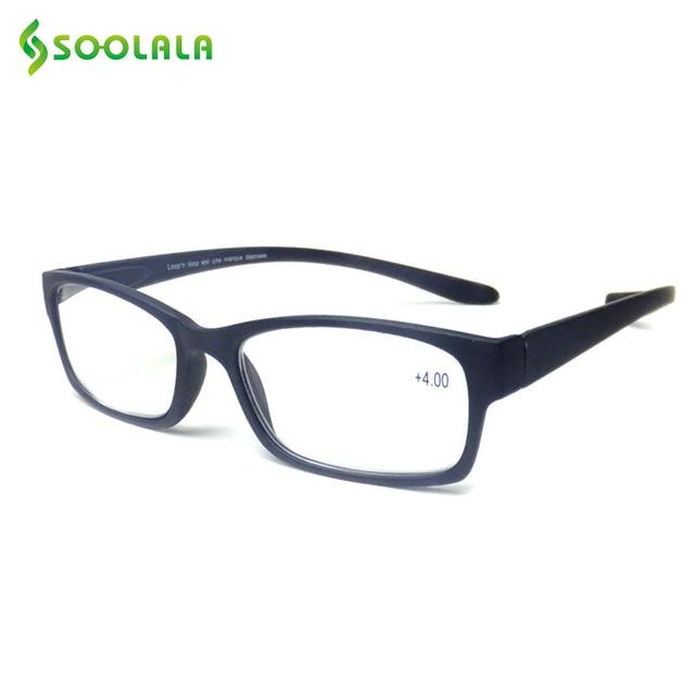04db205d9189 SOOLALA New Ultralight Reading Glasses Comfy Stretch Fashion Neck Hang  Glasses Presbyopia 1.0 1.5 2.0 2.5 3.0 3.5 4.0 Diopter