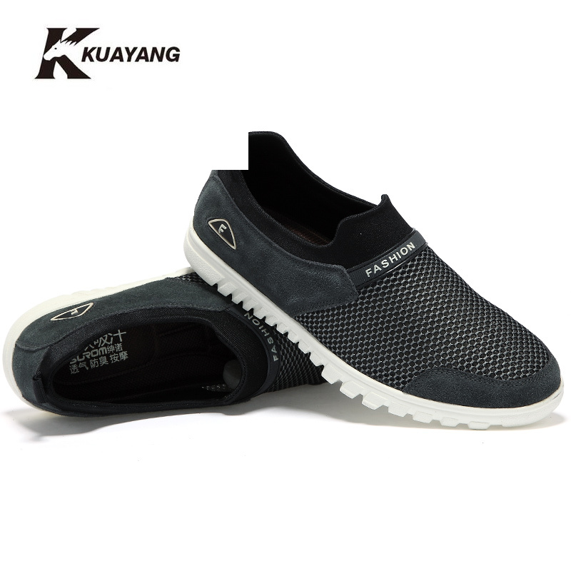 2016 Hot Sale Medium(b,m) Mesh (air Mesh) New Comfortable Breathable Men Casual Super Light Shoes,brand Shoes Freeshipping