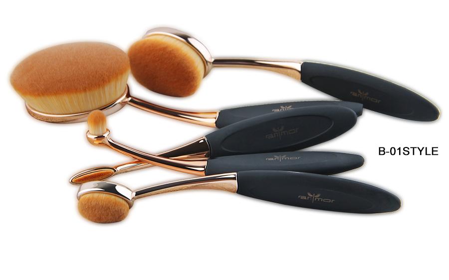 makeup brush set (4)