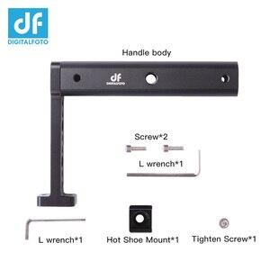 Image 2 - DIGITALFOTO VISION Gimbal zubehör hals verlängerung griff LED licht/monitor/für DJI RONIN SC / S/RS2/RSC2 Feiyu Kran 2