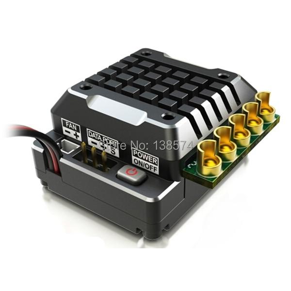 New Version SKYRC Toro TS 120A ESC Sensor Speed Controller ESC For RC 1/10 Car Motor skyrc toro ts160 150a esc competition electronic speed controller for 1 10 1 10 scale rc car 1 8 1 8 scale rawler parts