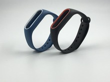 Colorful Silicone Wris Xiaomi Mi band 2 Strap Colorful Strap