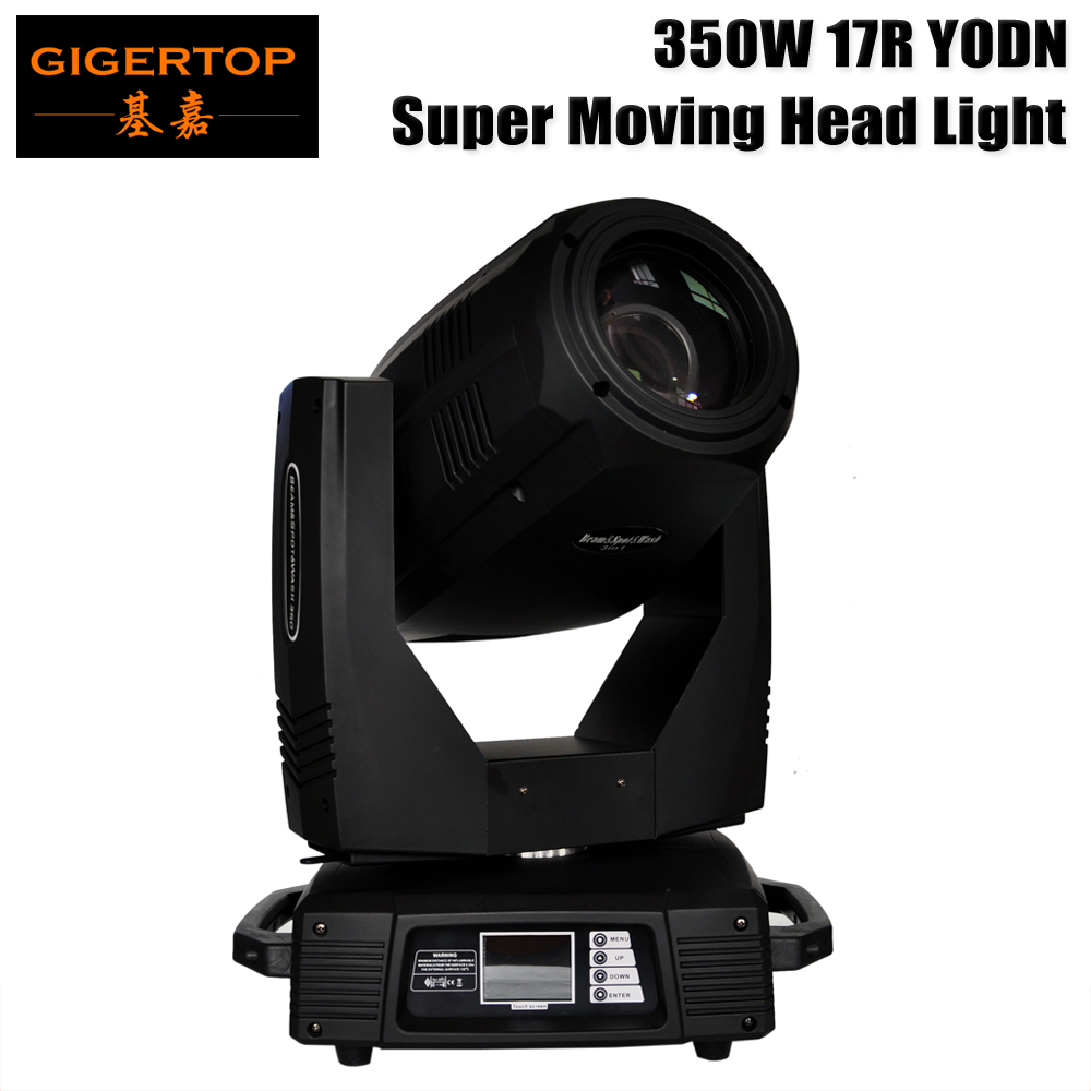 New Arrival Beam 17R Moving Head Light Spot&Beam&Wash 3-in-1 350W Moving Head Light,DMX 512,14/26 DMX Channels 350W Moving Light