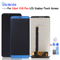 Tested Well For Cubot X18 Plus LCD Display+Touch Screen Panel Digitizer Replacement Parts Assembly 5.99 inch 1080*2160+Tools