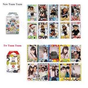 Image 3 - Fujifilm Instax Mini Instant Film/Camera Tsum Tsum, mini Film voor 9 8 8 + 70 90 7 s 7 50 s 25 Delen Printer SP 1 SP 2 Polariod 300