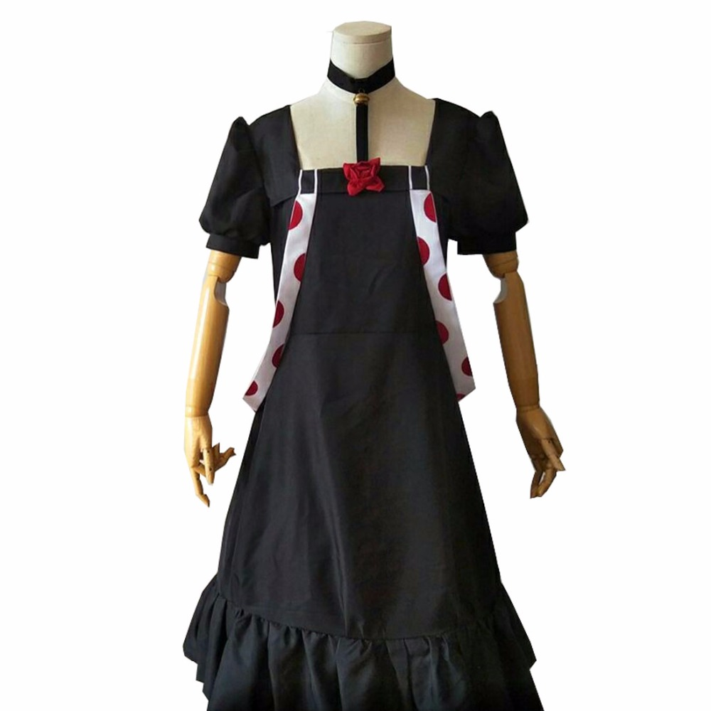 Tokyo Ghoul Re Rei Suzuya Juuzou Suzuya Girl Black Dress Anime