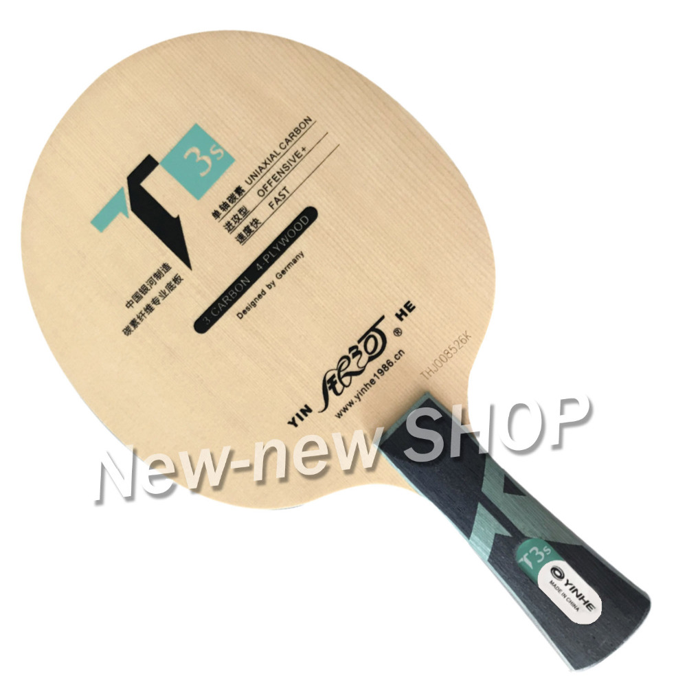 Yinhe T-3s T3s T 3s Table Tennis Ping Pong Blade