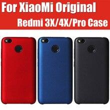 Xiaomi Redmi 4x чехол оригинальный Mi бренд Snapdragon 435 с розничной коробке для Xiaomi Redmi 4x Pro Redmi 3x гусиный пух волокна крышки