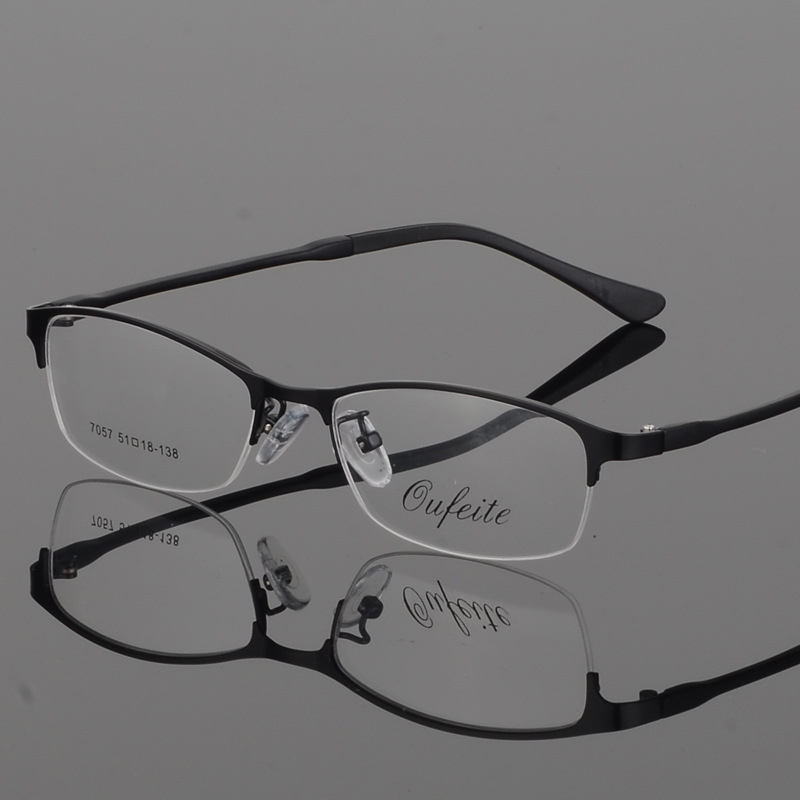 BCLEAR New Arrival Women Metal Alloy Glasses Frame Ultra-Light Frames - Kläder tillbehör - Foto 5