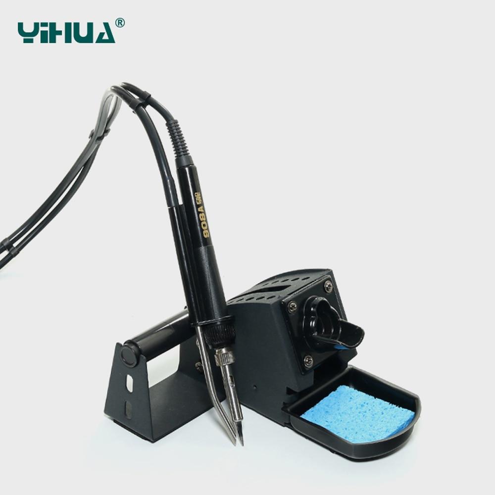YIHUA 968DA ++ elektrooniline mobiiltelefon 3 IN1 jootmise kuuma õhu - Keevitusseadmed - Foto 5