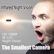 XD IR-CUT мини камера маленький 1080 P Full HD видеокамера инфракрасный ночное видение камера gizli Micro Cam обнаружения движения DV крошечные