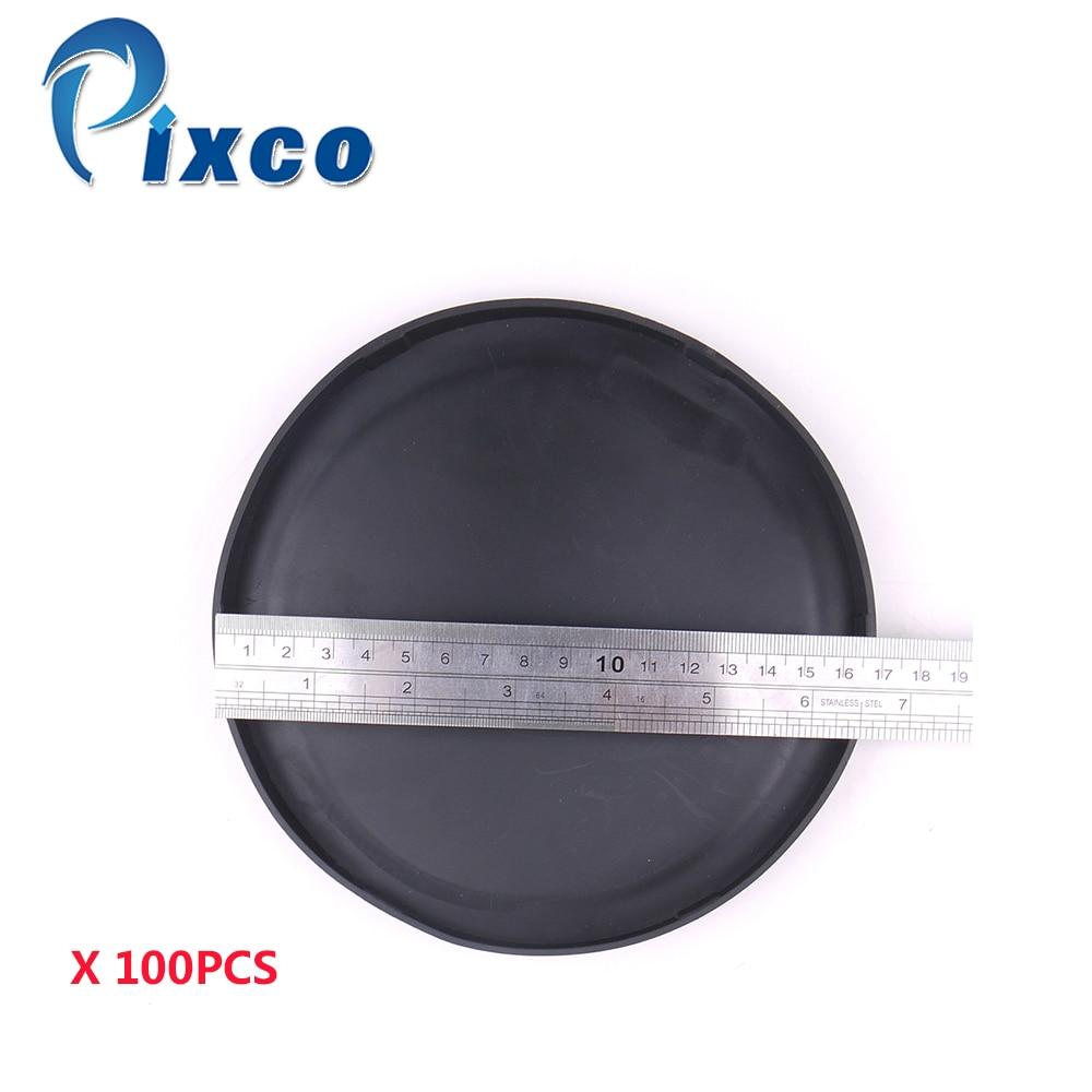 Pixco 100 шт. крышки объектива для объектива 30 мм и небольшого оптического устройства объектив S монтажная плата защитная крышка объектива
