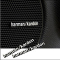 Car speaker sticker Harman/kardon For BMW E46 E52 E53 M3 M5 M6 X1 X3 X5 X6 Mercedes Audio sticker