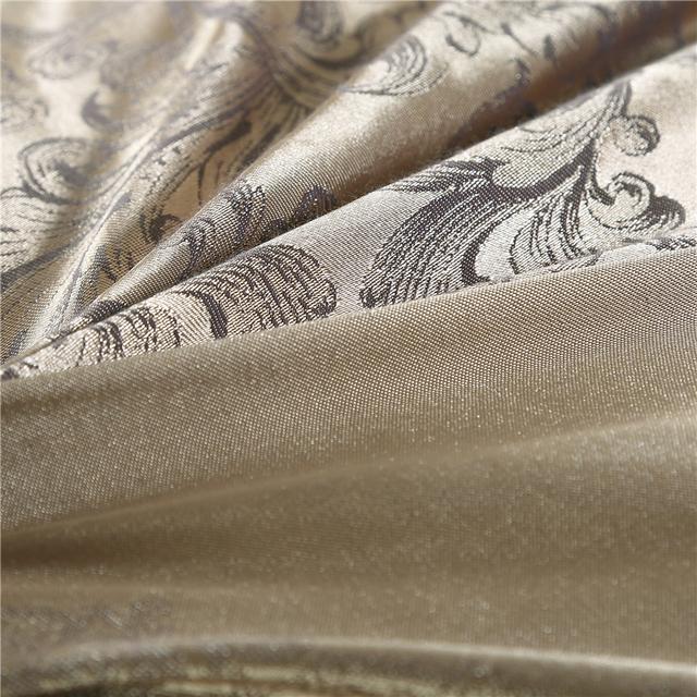 Eksklusiv silke sengetøy sett alt inklusiv silkesengetøy