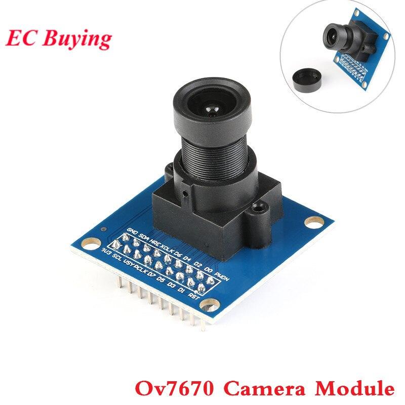 1Pcs OV7670 300KP Camera Module VGA CIF Stm32 DIY For Arduino