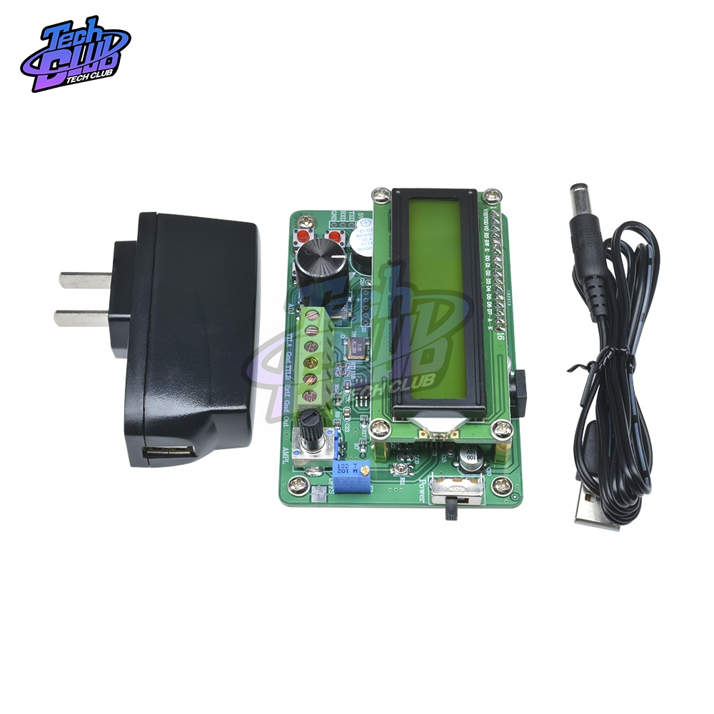 5MHz DDS Function Signal Generator Module Sine Triangle Square Wave TTL Output