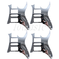 4pcs high quality mirror HSH Guitar Pickguard For Ibanez RG250 style replacement