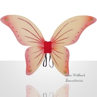 New Arrived Butterfly Angel Wings Christmas Products Handcrafted Girl Adults Show Clothing Peri Fairy Wings Halloween