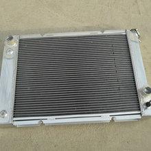 Радиатор из алюминиевого сплава 1984-1988 для Pontiac Fiero 2.5L/2.8L I4/V6 1985 1986 1987
