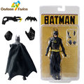 Neca DC Comics 1989 Classics Style Batman 25th Anniversary Ver PVC Action Figures Batman Figure