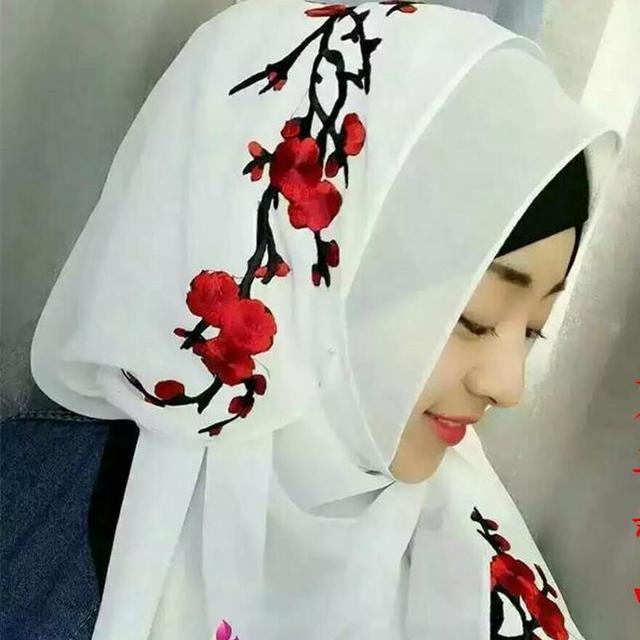2016 Adultos Gasa Acetato Promoción Moda Salvaje Pedazo Velo Pañuelo Musulmán Hijab Malasia Indonesia Modelos Hijabs W130