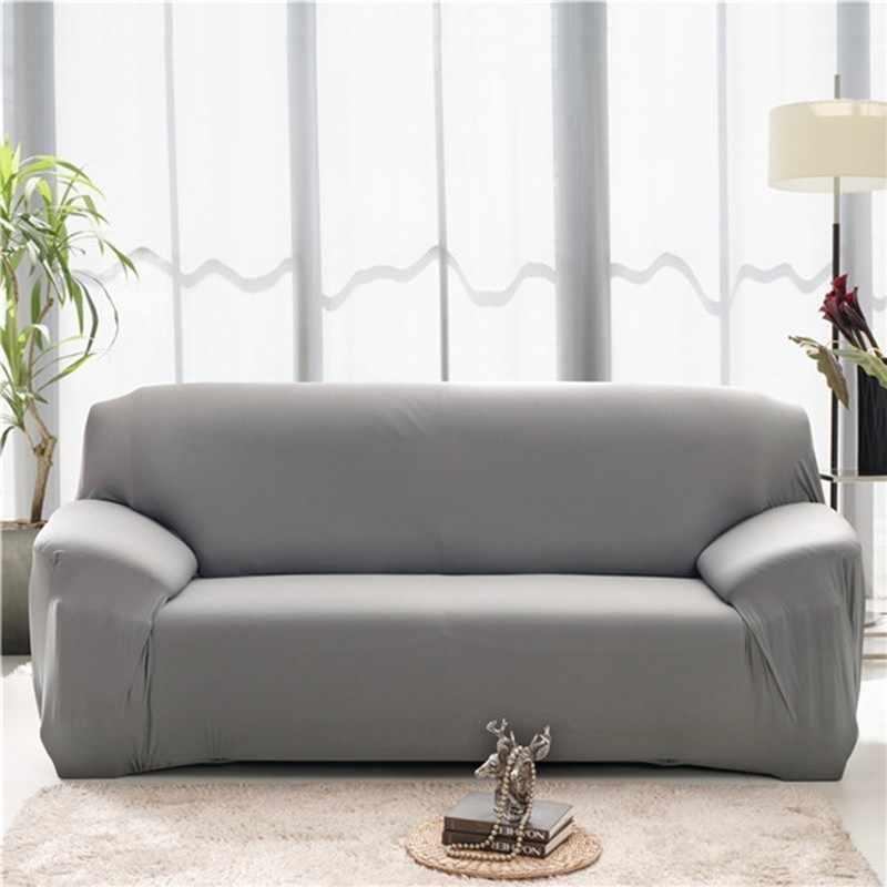 Universal Casa Elástica Sofá Tampa de Deslizamento-resistente Envoltório Apertado All-inclusive Loveseat Mobiliário Slipcover Protetor Capa