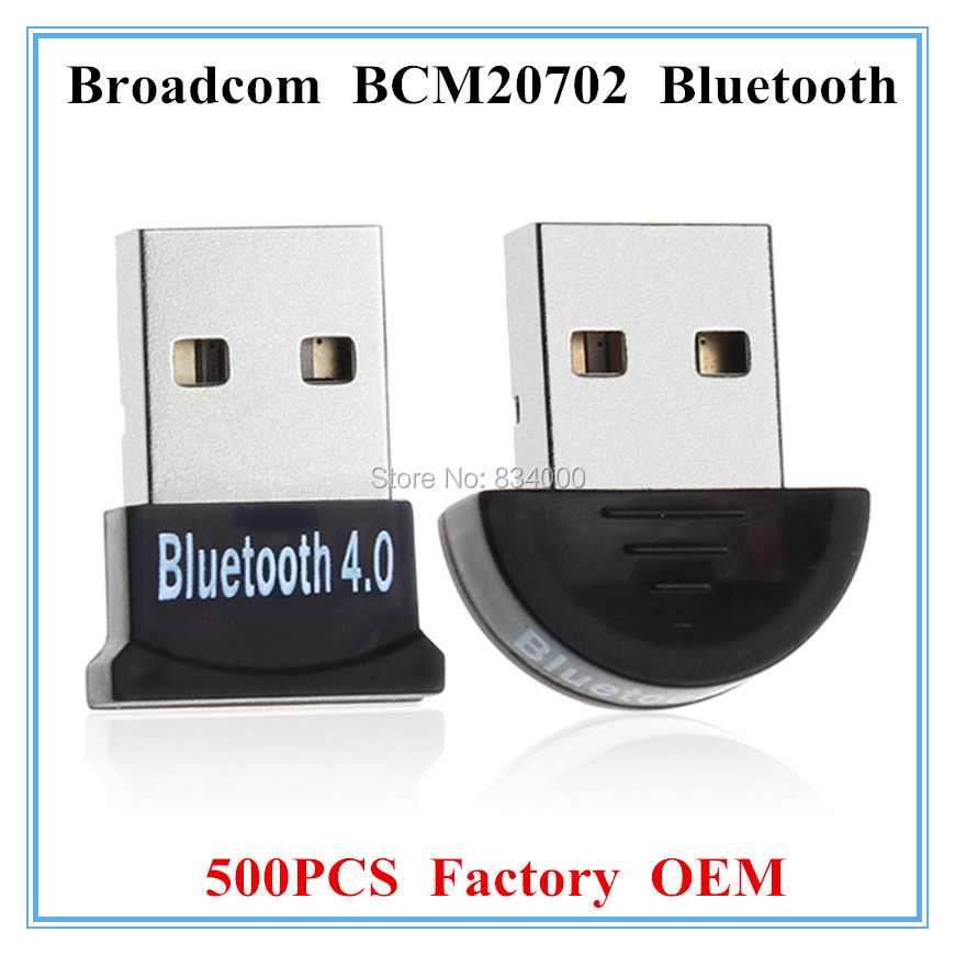 Broadcom BCM20702 Bluetooth 4.0 Adapter Drivers for Mac Download