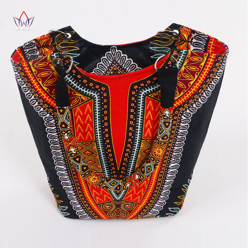 UNIQUE AFRICAN WOMEN HAND BAG SUPER JAVA WAX 100% COTTON PRINT WAX BAGS AFRICAN HANDBAGS WYB15