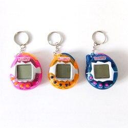Heißer! Tamagotchi Elektronische Haustiere Spielzeug 90S Nostalgischen 49 Haustiere in Eine Virtuelle Cyber Pet Spielzeug Lustige Tamagochi Handheld Spiel Maschine