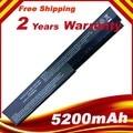 5200mAH A32-X401 Laptop Battery For ASUS X301 X301A X401 X401A X501A A31-X401 A41-X401 A42-X401