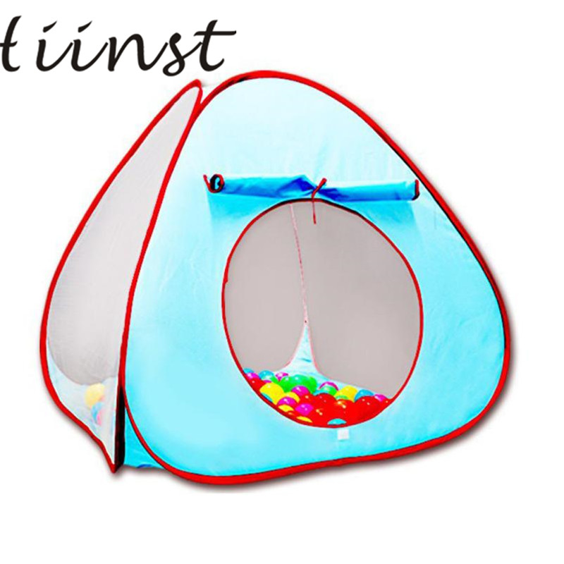 Baby Toy Children Tent Game Pool Game House Outdoor Ocean Ball Pool New Education Developmental 18apr09