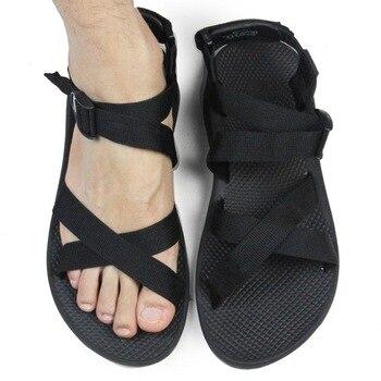 b5fb02674 Male Non-Slip Rubber Shoes 2015 Vietnamese Sandals Roman Fashion Casual  Shoes Men Summer Beach