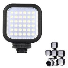 Original Godox LED36 Luz De Vídeo LED 36 Luzes LED Lâmpada de Iluminação Fotográfica 5500 ~ 6500 K para DSLR Camera Camcorder mini DVR