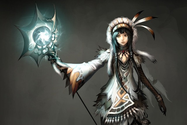 Atlantica-Online-Mage-Staff-Games-Girls-