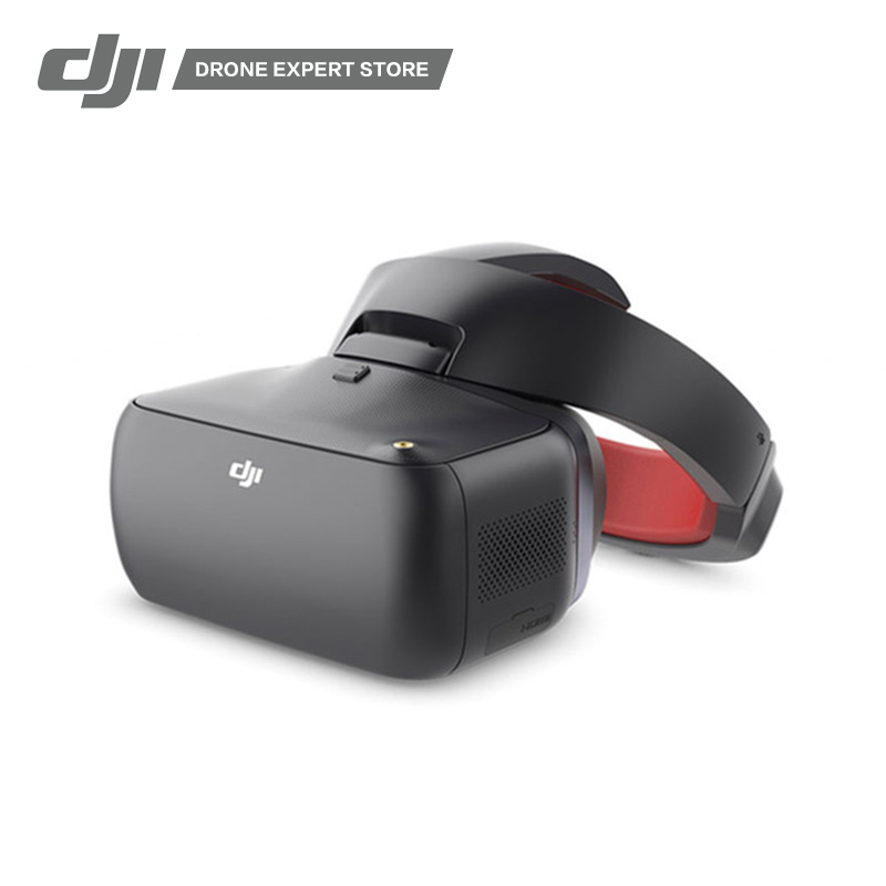 DJI Goggles VR Glasses Racing Edition Immersive FPV Double HD Screens Matching Mavic Spark Phantom4 Inspire Series dji goggles racing edition vr glasses for dji mavic pro platinum dji phantom 4 pro plus dji inspire 2 quadcopters