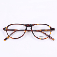Cubojue Brand Aviation Eyeglasses Frame Men Vintage Glasses Man Prescription Spectacles Janpaness Designer Fashion Eyewear Retro