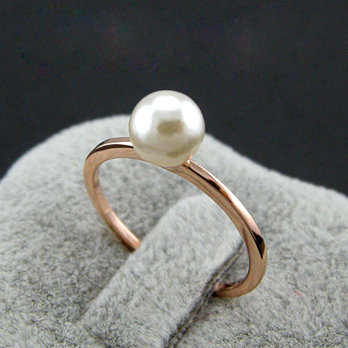 Promotion!!! Rigant Rose Real Rose Gold Color Simple ...