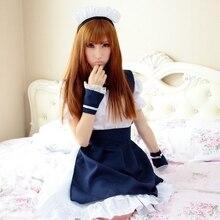 2015 nuevo patrón sweet lolita maid lolita maid dress cosplay ropa cos comic servir