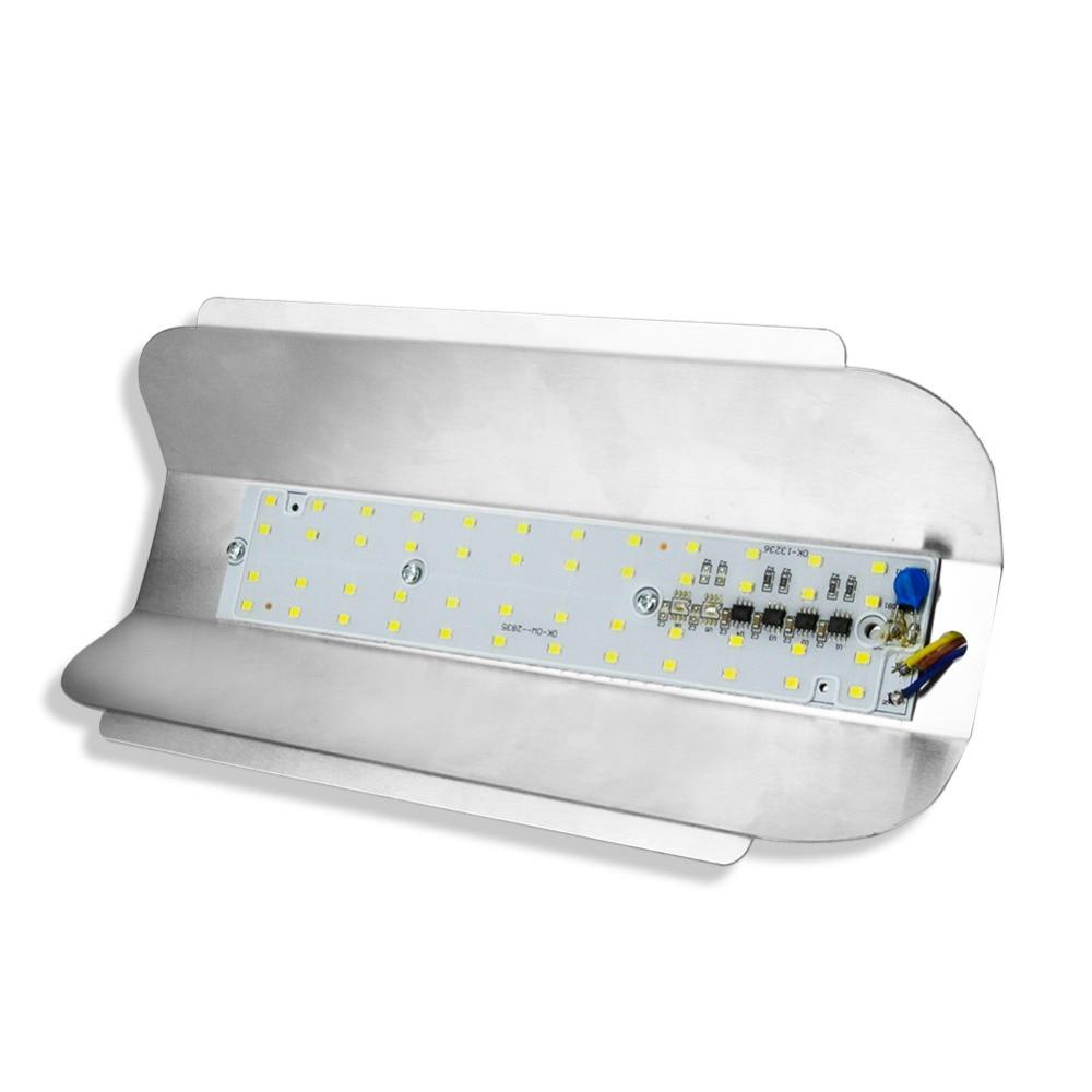 Led Flood Light 50w 100w Halogen Lamp Bulb Replace Iodinewall Spotlight Floodlight Tungsten Construction Outdoor Lighting 220v